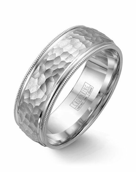 CrownRing WB-7914-M10 Wedding Ring photo