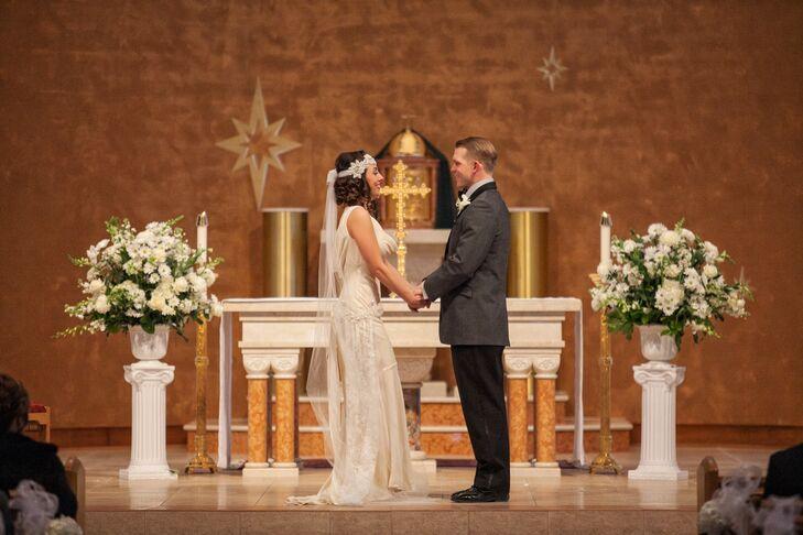 St. Gregory the Great Catholic Wedding Ceremony
