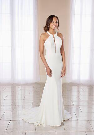 Stella York 7024 A-Line Wedding Dress