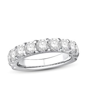 Now & Forever 533411500 White Gold Wedding Ring