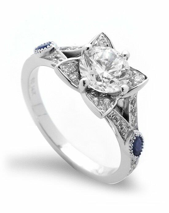 Timeless Designs R2160S Engagement Ring photo