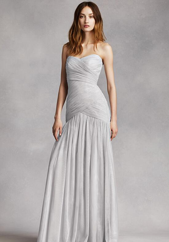 White by Vera Wang Collection VW360154 Bridesmaid Dress photo