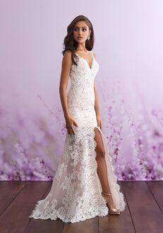 Allure Romance 3118 Sheath Wedding Dress