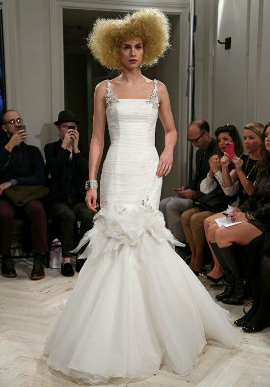 Badgley Mischka Bride Grace Wedding Dress photo