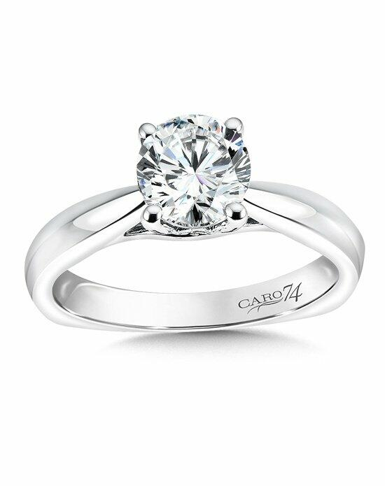 Caro 74 CR539W Engagement Ring photo