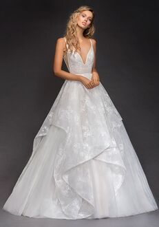 Hayley Paige 6811-Kellan Ball Gown Wedding Dress