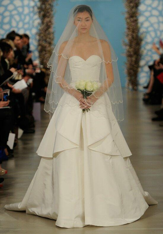 Oscar de la Renta Bridal 2014 Look 15 Wedding Dress photo