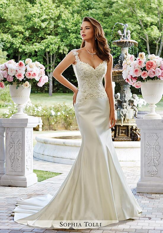 Sophia Tolli Y21662 Fontana Wedding Dress photo