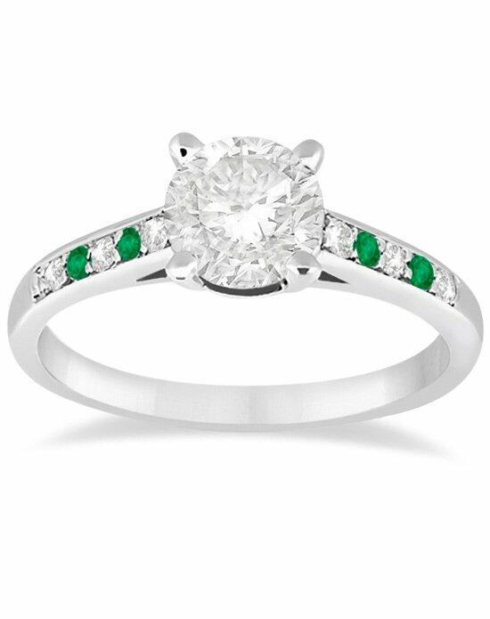 Allurez - Customized Rings U370 Engagement Ring photo