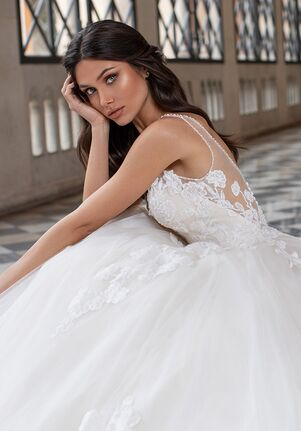 PRONOVIAS HOLM Ball Gown Wedding Dress