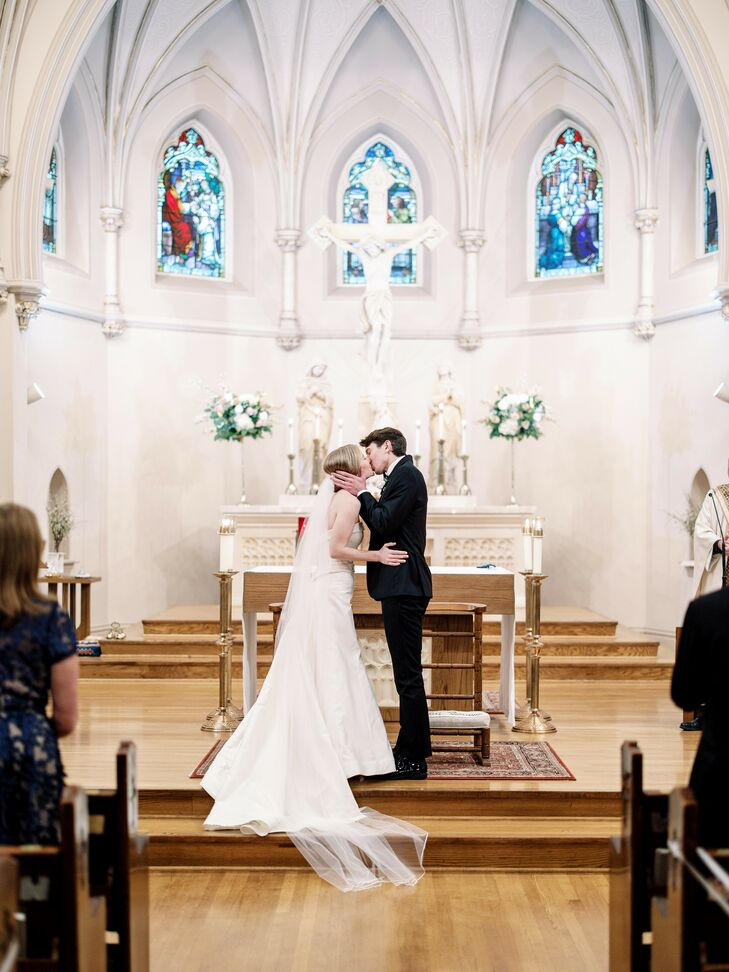 Traditional Catholic Mass Wedding Ceremony in St. Louis