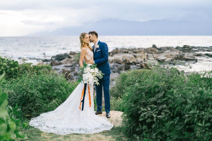 While living in San Diego, Evgeniya Vasilchenko (30 and a project manager) and Alex Bazhynov (30 and an auto broker) always knew they wanted to get ma