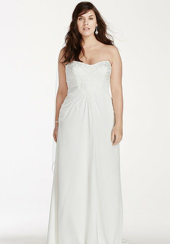 David's Bridal David's Bridal Woman Style 9WG3746 Wedding Dress photo