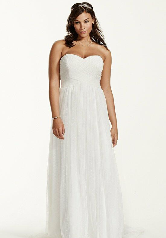 David's Bridal David's Bridal Woman Style 9WG3438 Wedding Dress photo