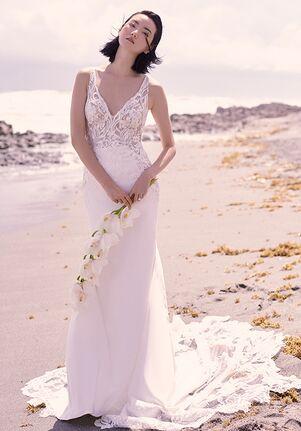 Sottero and Midgley DEAN Sheath Wedding Dress