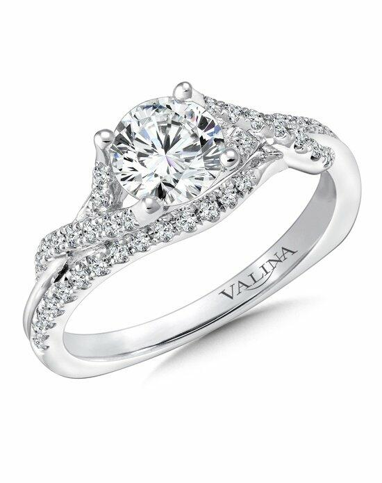 Valina R9670W Engagement Ring photo
