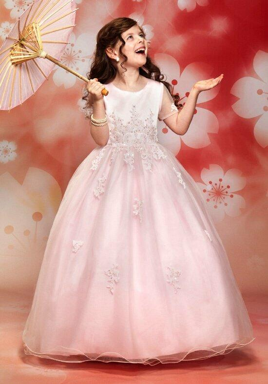 Cupids by Mary's F401 Flower Girl Dress photo