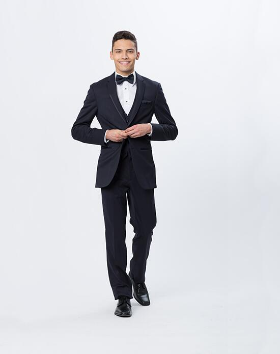 XEDO Michael Kors Midnight Blue Tux Wedding Tuxedos + Suit photo