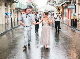Amber Scheer (37 and an office manager) and Tyler Scheer (33 and a carpenter) love to travel, so they opted for a destination we