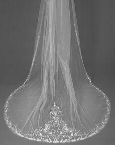 To Have & To Borrow Jemilla White Veil
