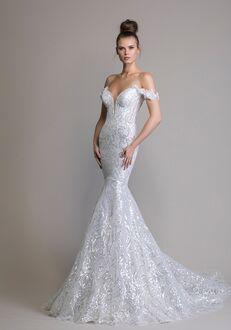 LOVE by Pnina Tornai for Kleinfeld 14753 Wedding Dress