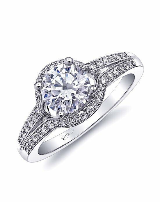 Coast Diamond Romance Collection - LC10266 Engagement Ring photo
