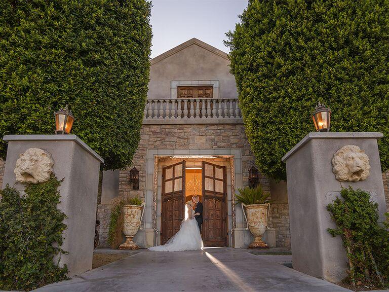 Castle wedding venue in Chandler, Arizona