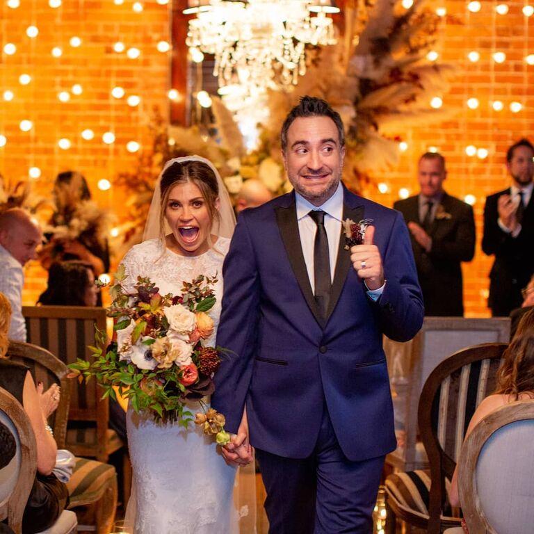 danielle fishel wedding