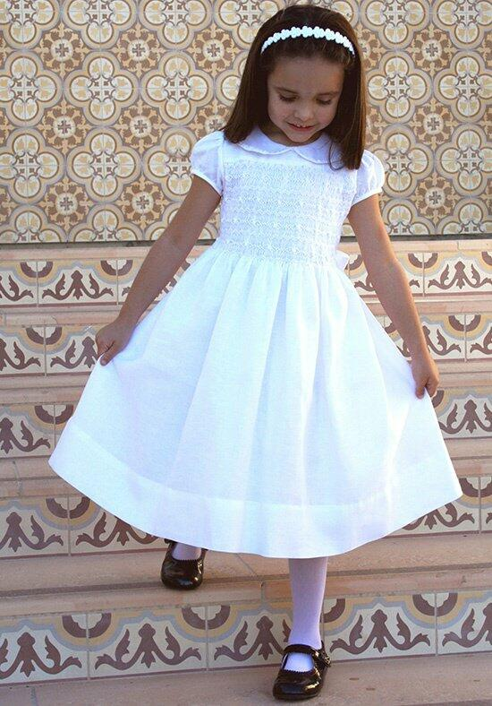 Isabel Garretón Heirloom Flower Girl Dress photo