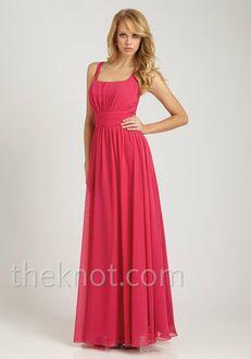 Allure Bridesmaids 1257 Square Bridesmaid Dress