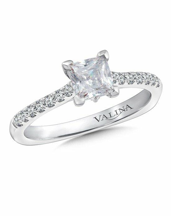 Valina R9692W Engagement Ring photo