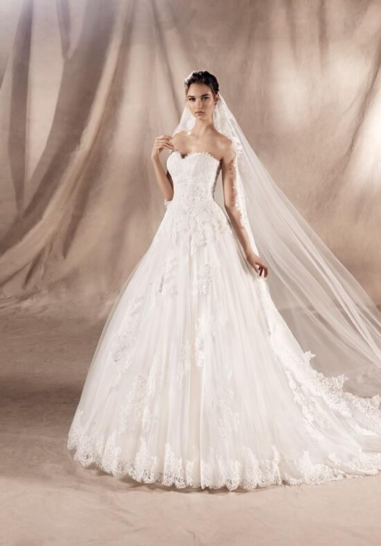 WHITE ONE YADIR Wedding Dress photo