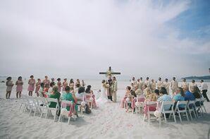 Carmel Beach Ceremony