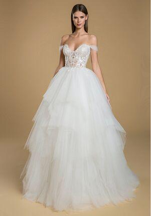LOVE by Pnina Tornai for Kleinfeld 14834 Wedding Dress