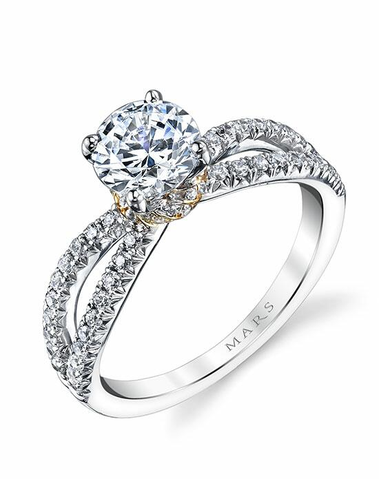 MARS Fine Jewelry Mars Jewelry 26097 Engagement Ring Engagement Ring photo
