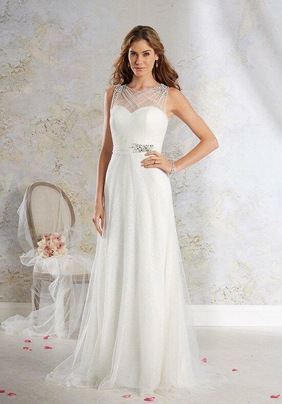 Modern Vintage by Alfred Angelo 8541 Wedding Dress photo