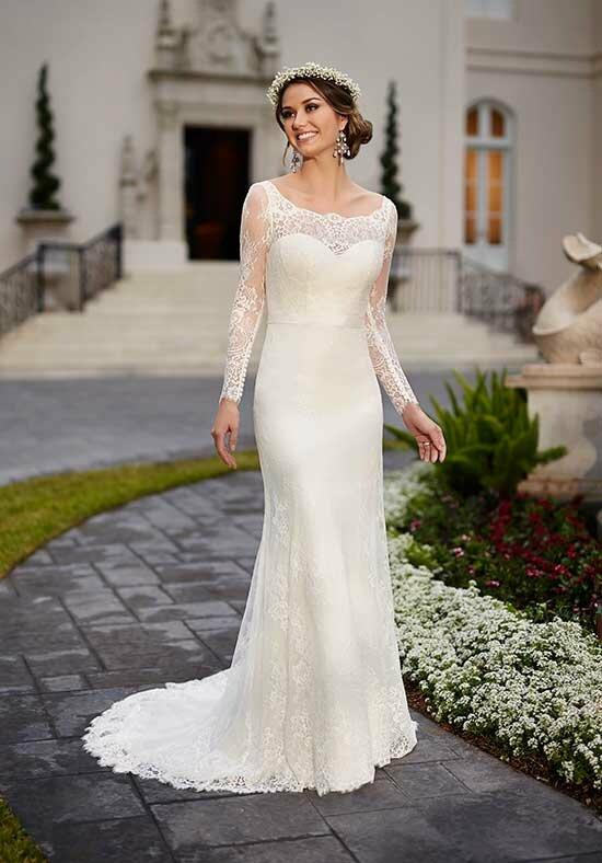 Stella York 6155 Wedding Dress photo