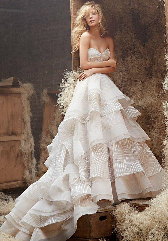 Hayley Paige 6400 - Lana Wedding Dress photo