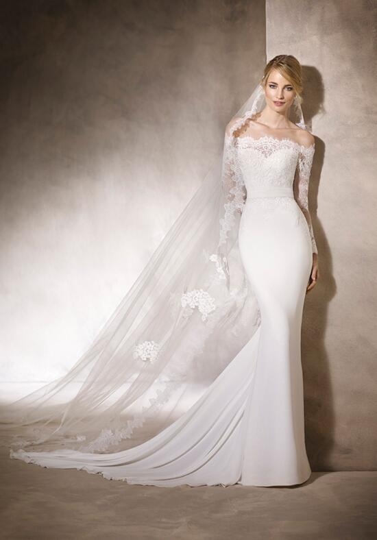 LA SPOSA HADREA Wedding Dress photo