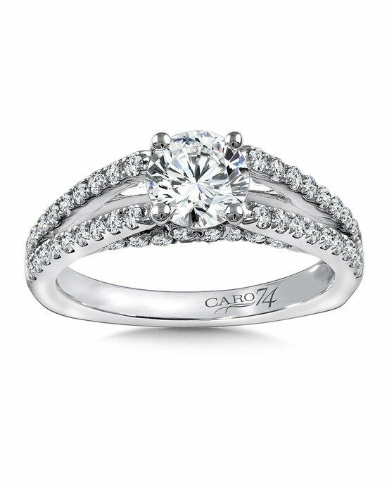 Caro 74 CR816W Engagement Ring photo