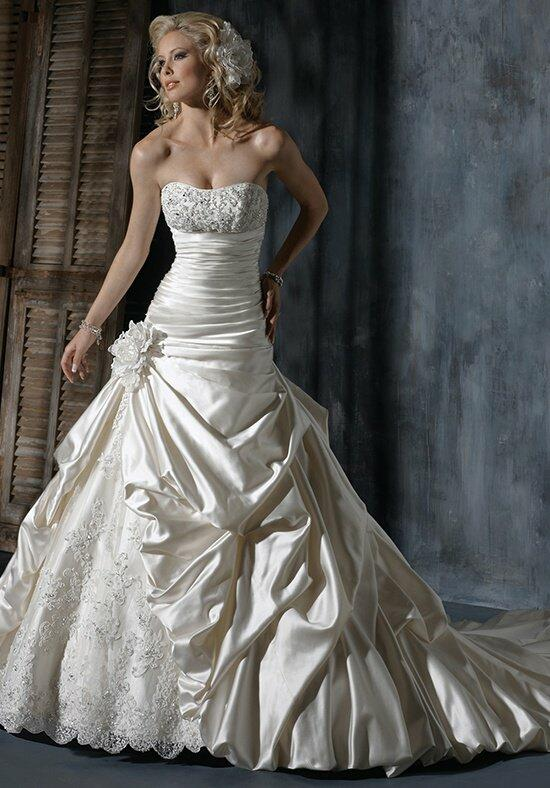 Maggie Sottero Ambrosia Wedding Dress photo