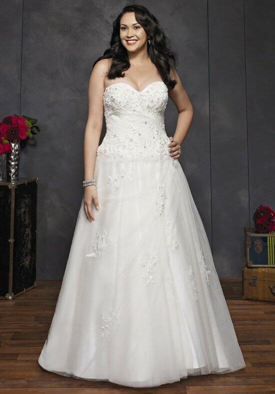 Kenneth Winston: Femme 3373 Wedding Dress photo