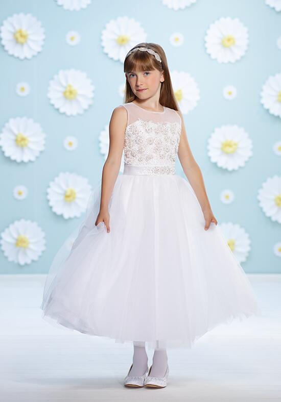 Joan Calabrese by Mon Cheri 116382 Flower Girl Dress photo