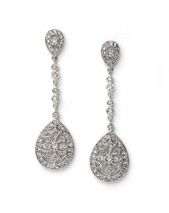 USABride Cambria CZ Earrings Wedding Earrings photo