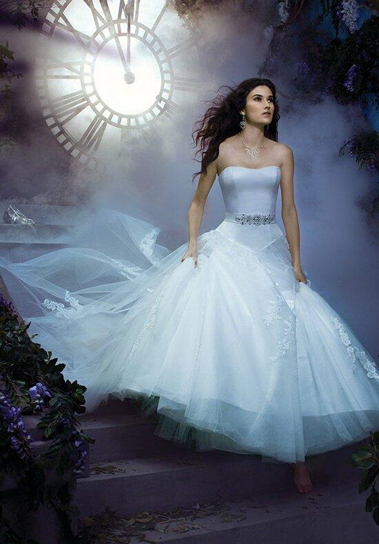 Disney Fairy Tale Weddings by Alfred Angelo 226 Wedding Dress photo