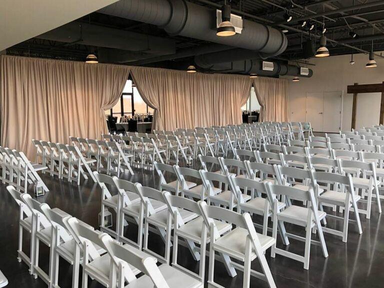 Wedding venue in Richmond, Virginia.