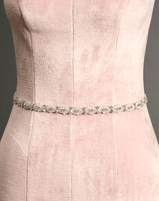 To Have & To Borrow Rory Ivory, Silver Sashes + Belt