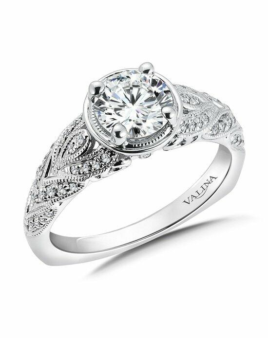 Valina R9688W Engagement Ring photo