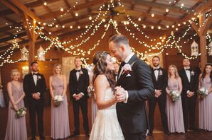 Nikole and Rocco's First Dance