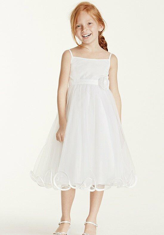 David's Bridal Juniors WG1319 Flower Girl Dress photo